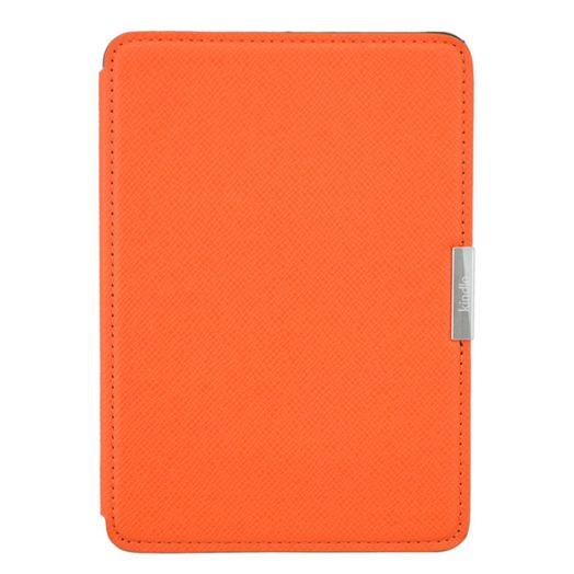 Обложка для Amazon Kindle Paperwhite Оранжевая (Replica Магнитная застежка)