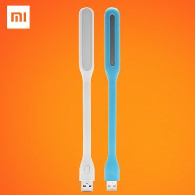 Фонарик Xiaomi Softlight Enhanced Edition 5V 1.2W (Голубой)