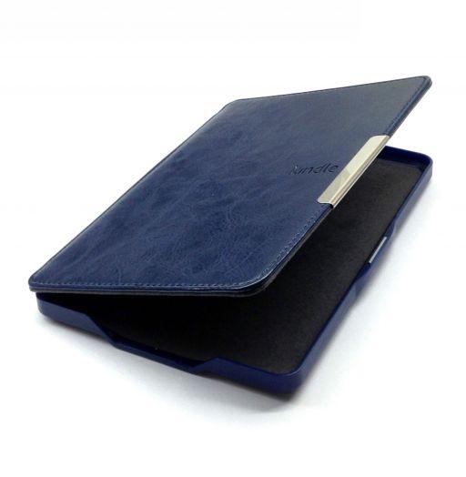 Обложка для Amazon Kindle Paperwhite (с магнитной застежкой) Синяя