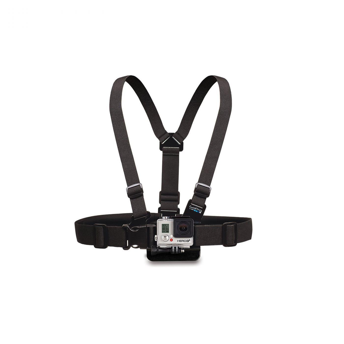 Комплект крепления камеры на грудь KingMa Chest Mount для GoPro /SJcam /Xiaomi